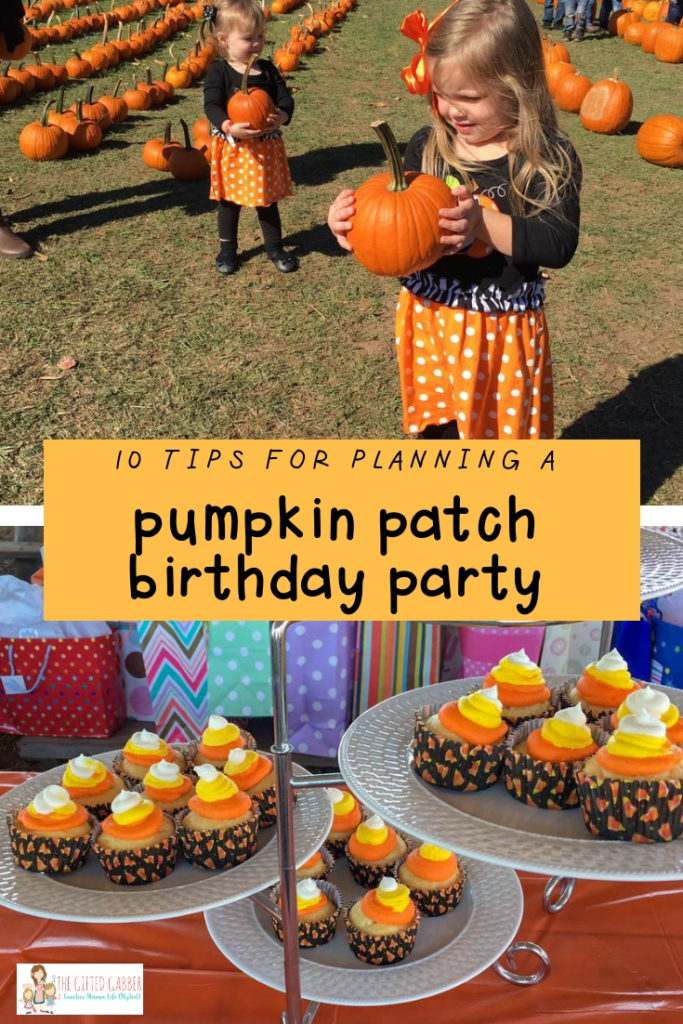 I have rounded up some of my favorite fall birthday party ideas to hopefully help in making your party planning a little bit easier!