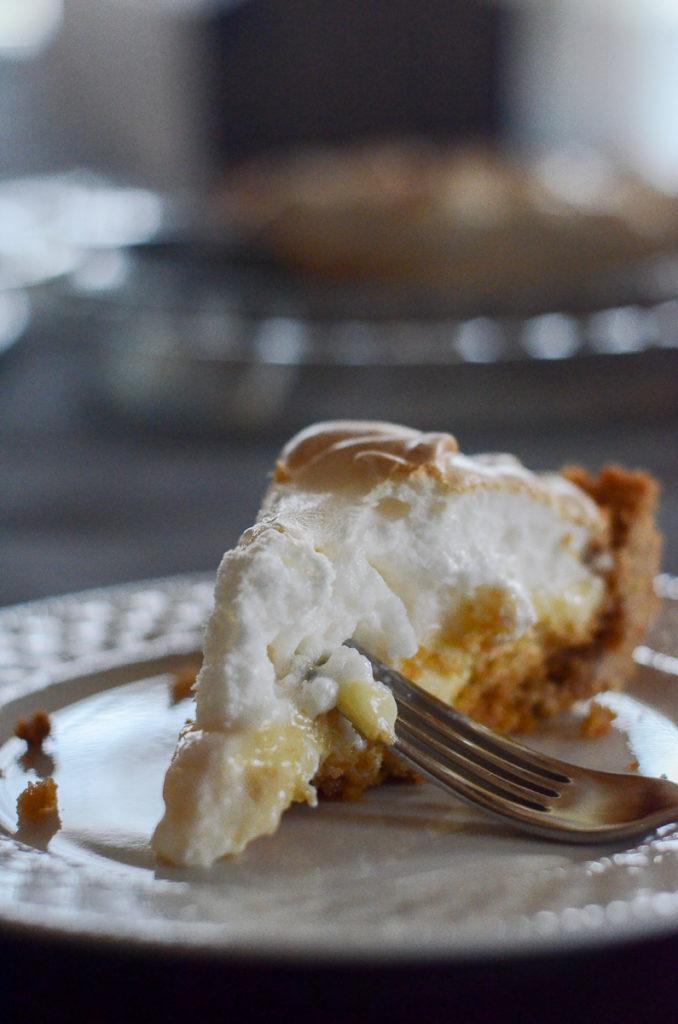 Lemon Icebox Pie Lemon Pie Receta The Gifted Gabber