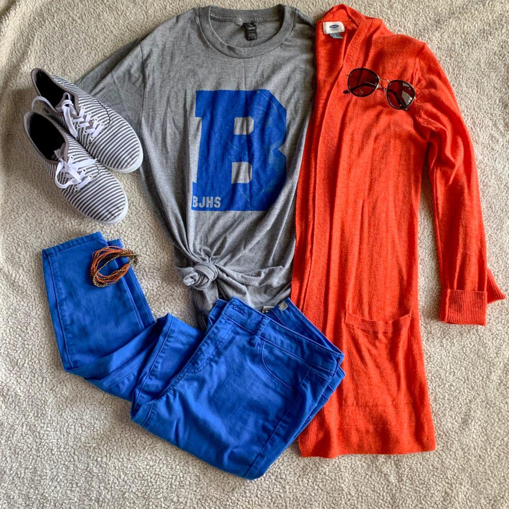 School Spirit Wear  12 Outfit Ideas for Your Teacher T-Shirts