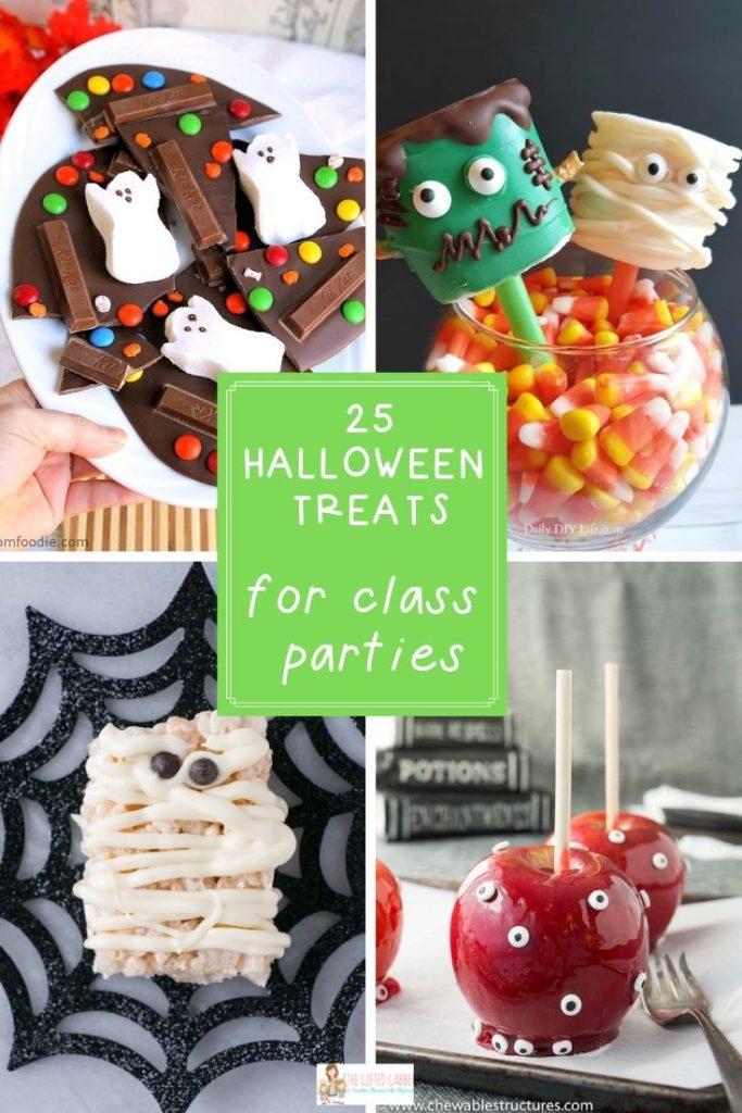 Halloween Treats For Kindergarten Party.Halloween Classroom Treats 25 Halloween Treats For Kids The Gifted Gabber