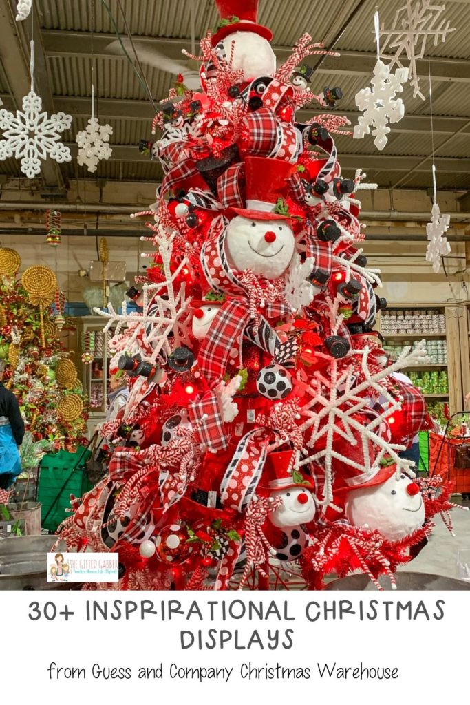 Inspirational Christmas Displays From Guess And Company The Gifted Gabber