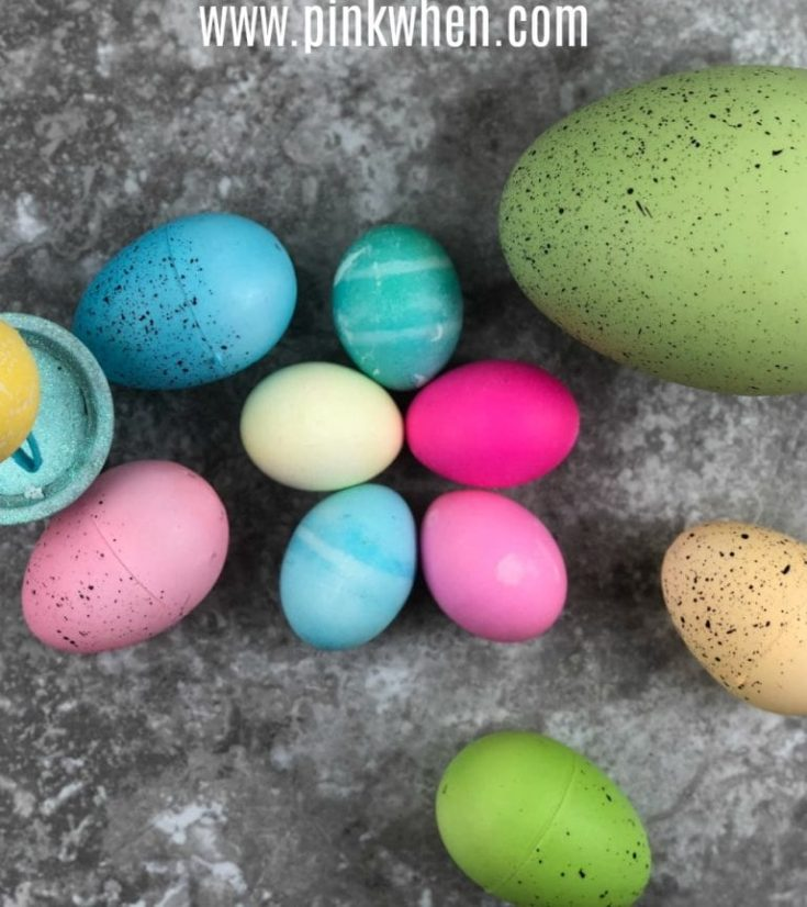 15 Ways To Dye Easter Eggs The Gifted Gabber