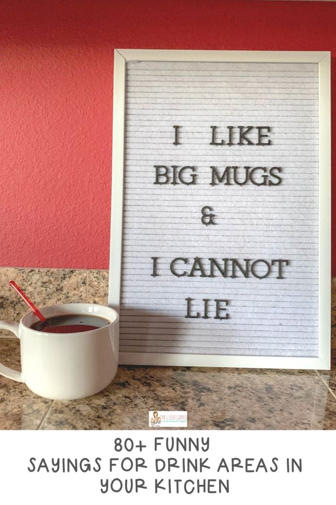 Funny Drinking Sayings For Coffee Or Cocktails The Gifted Gabber